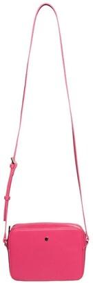 Mocha Nova Crossbody Bag - Hot Pink Hot