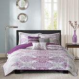 JCPenney Madison Park Largo 6-pc. Quilt Set