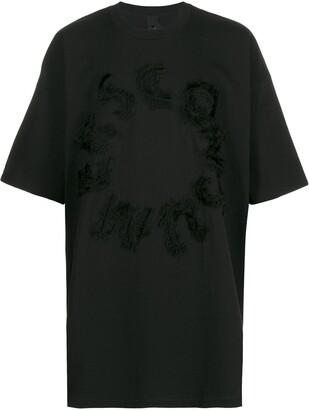 Camper x Bernhard Willhelm oversized T-shirt