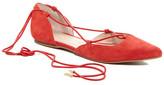 Calvin Klein Haide Pointed-Toe Flat