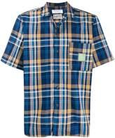 Société Anonyme check print shirt