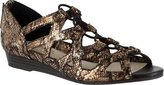 Easy Street Shoes Women's Easy Street, Savvy Sandals 11 WW