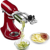 KitchenAid Kitchen Aid 5 Blade Spiralizer with Peel, Core and Slice KSM1APC