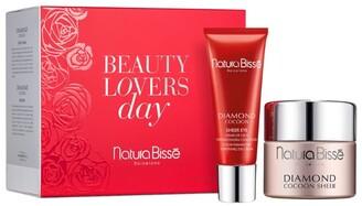 Natura Bisse Diamond Cocoon Moisturiser And Eye Cream Gift Set