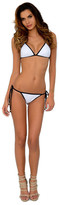 Del Mar Swimwear - Area String Side-Tie Bikini Bottom