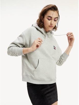 Tommy Hilfiger Organic Cotton Tommy Badge Hoodie