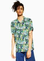 TopmanTopman GUESS JEANS Floral Shirt