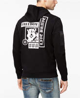 INC International Concepts I.N.C. Men's Brave Graphic Print Hoodie, Created for Macy's
