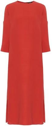 Loro Piana Silk midi dress
