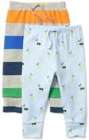 Gap Lime knit pants (2-pack)