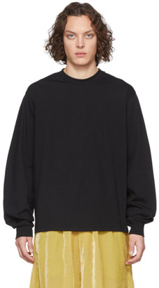 Random Identities Black Back Logo T-Shirt