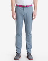 Ted Baker BREWER Tall patterned chinos