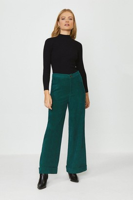 Coast Baby Cord Wide Leg Trouser