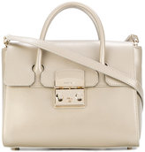 Furla 'Metropolis S' satchel - women - Calf Leather - One Size