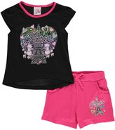 "Real Love Little Girls'Toddler ""Love, Paris"" 2-Piece Outfit"