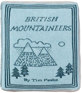 Donna Wilson Mountaineers Lambswool Pillow