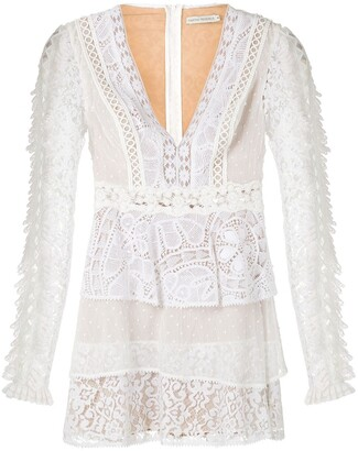 Martha Medeiros Lucia short dress