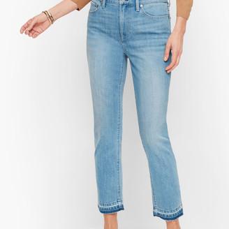 Talbots Modern Ankle Jeans - Leonard Wash