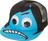 Rusty Kids Boys Finding Emo Trucker Cap Blue