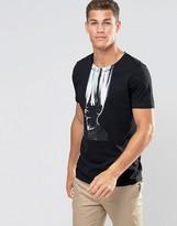 HUGO BOSS HUGO By T-Shirt Face Print