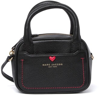 Marc Jacobs Empire City Valentine Top Handle Mini Satchel