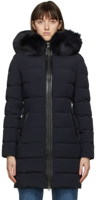 Mackage Navy Down Calla Coat