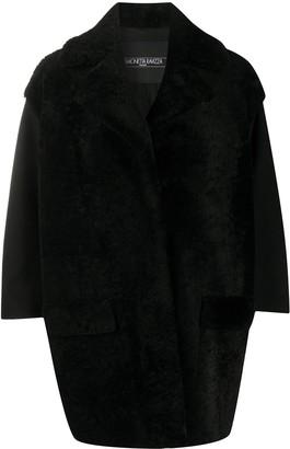 Simonetta Ravizza Vivyan shearling coat