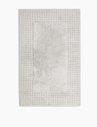 Marks and Spencer Waffle Spa Cotton Bath Mat