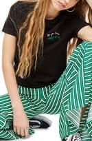 Topshop Alligator T-Shirt
