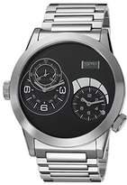 Esprit Men's Quartz Watch Zelos Black EL101271F05 with Metal Strap