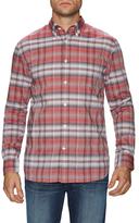 John Varvatos Slim Fit Button-Down Roll Up Sportshirt