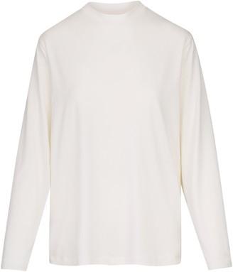SKIMS Boyfriend Long Sleeve T-Shirt