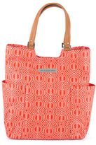 Petunia Pickle Bottom NEW Tailored Paprika Diaper Tote