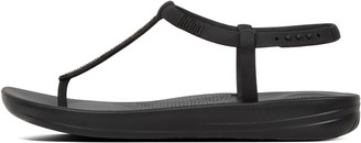 FitFlop iQUSHION Splash Sparkle Back-Strap Sandals