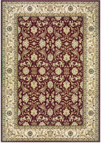"""Kenneth Mink Infinity Persian Red/Ivory 9'2"""" x 12'6"""" Area Rug"""