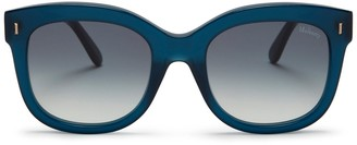 Mulberry Charlotte Sunglasses Black Acetate