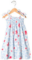 Rachel Riley Girls' Printed Sleeveless Dress