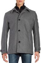 Strellson Dereck Wool-Blend Coat