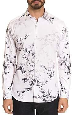 Robert Graham Windsor Floral Classic Fit Button-Down Shirt