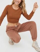 Thumbnail for your product : aerie OFFLINE OTT Fleece Full Length Jogger