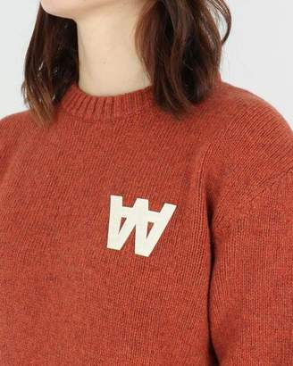 Wood Wood Anneli Sweater Rust - S