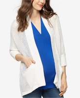 A Pea in the Pod Open-Front Cardigan