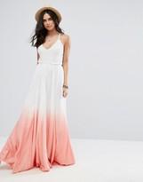 Raga Fairy Dust Dip Dye Maxi Dress