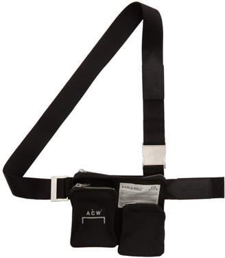 A-Cold-Wall* Black V2 Holster Bag