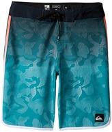 Quiksilver Shore Scallop 18 Boardshorts Boy's Swimwear