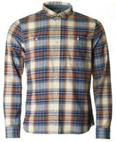 Edwin Triple 10 Check Flannel Shirt