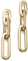 Bloomingdale's 14K Yellow Gold Large Triple Link Earrings - 100% Exclusive