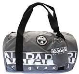 Napapijri Bering Pack 26.5lt, Unisex Adults' Cross-Body Bag, Grau (Iron), 26x26x50 cm (B x H T)