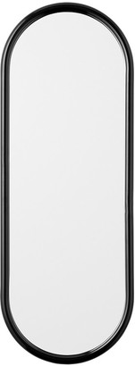Aytm AYTM - Angui Oval Mirror - 29x78cm - Black