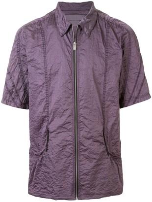 Alyx Zip-Up Short-Sleeved Shirt